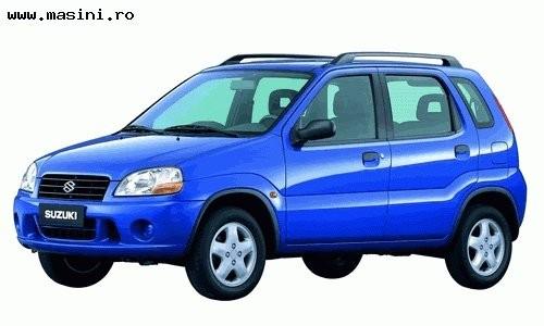 Suzuki Ignis 4WD, Numar usi