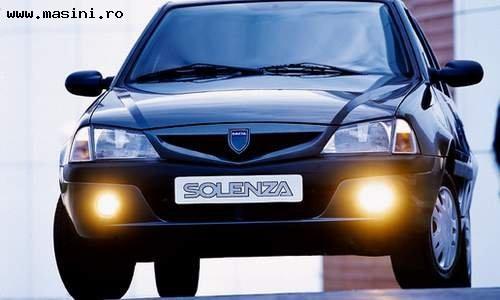 Dacia Solenza, Numar usi