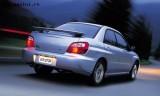 Subaru Impreza WRX, Numar usi