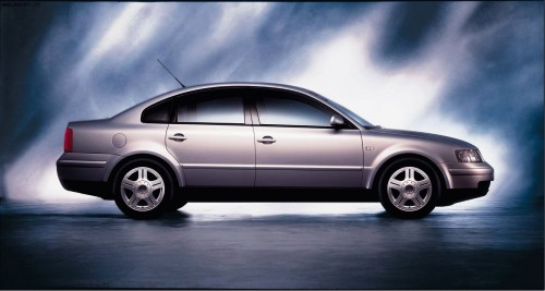 Volkswagen Passat Limusine, Numar usi
