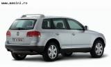 Volkswagen Touareg, Numar usi