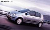 Hyundai Getz, Numar usi