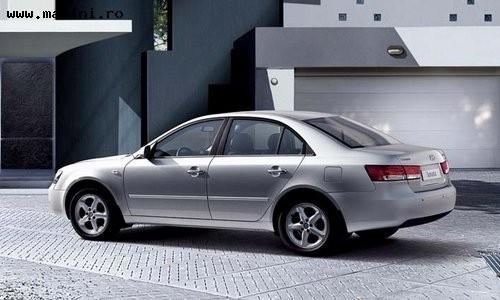 Hyundai New Sonata, Numar usi