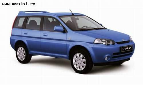 Honda HR-V  5 Door, Numar usi