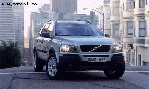Volvo XC90 cu 5 locuri, Numar usi