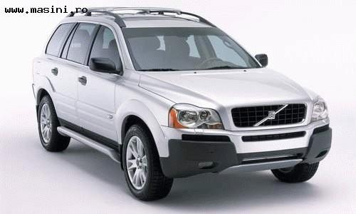 Volvo XC90 cu 7 locuri, Numar usi