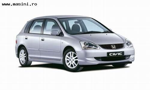 Honda Civic 5 Door, Numar usi