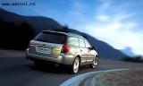 Subaru Outback, Numar usi