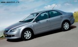 Mazda 6, Numar usi