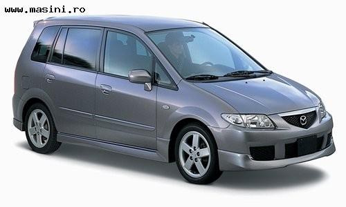 Mazda Premacy, Numar usi
