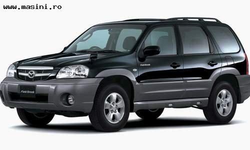 Mazda Tribute, Numar usi
