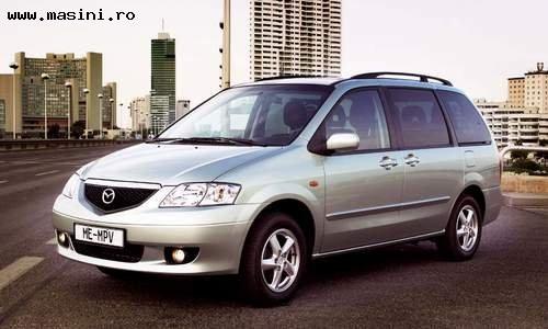 Mazda MPV, Numar usi