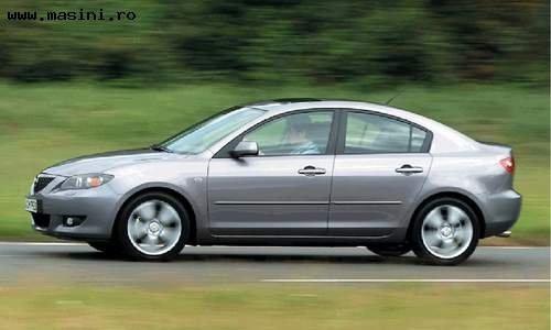 Mazda 3, Numar usi