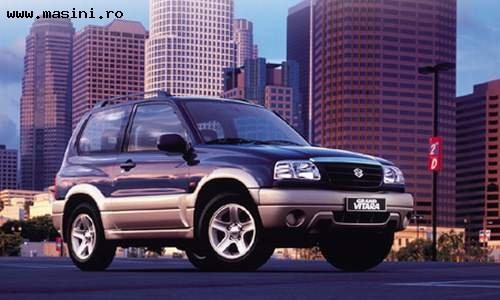 Suzuki Grand  Vitara 3 usi, Numar usi