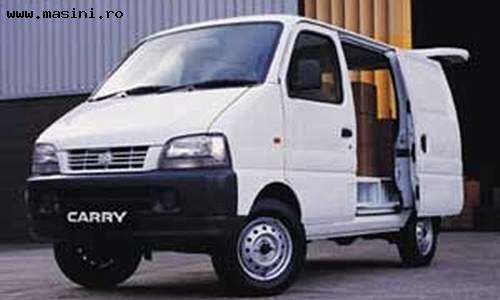 Suzuki Carry Van, Numar usi