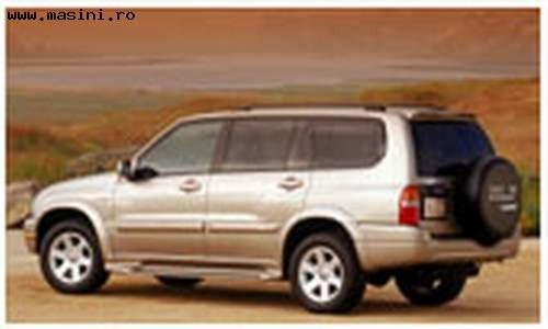 Suzuki Grand Vitara 7 locuri, Numar usi