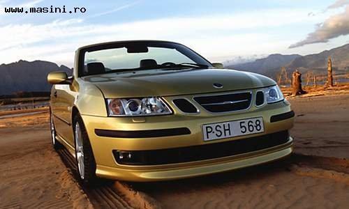 Saab 9-3 Convertible, Numar usi