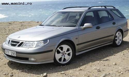 Saab 9-5 Wagon, Numar usi