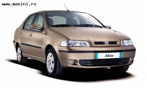 Fiat  Albea, Numar usi