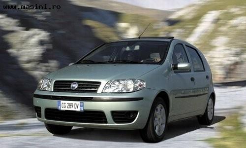 Fiat  Punto 5 usi, Numar usi