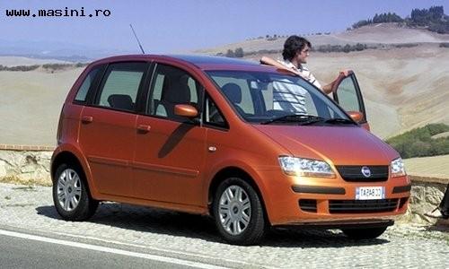 Fiat Idea, Numar usi