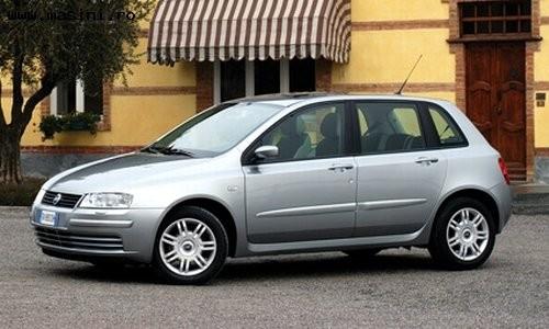 Fiat Stilo FLL 5 usi, Numar usi