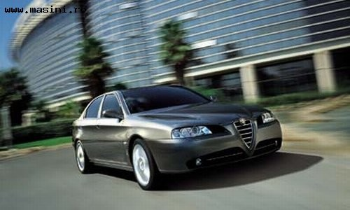 Alfa Romeo 166 FL, Numar usi