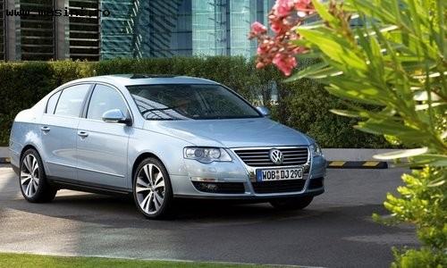 Volkswagen Noul Passat, Numar usi
