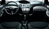 Toyota Yaris 5 usi, Numar usi