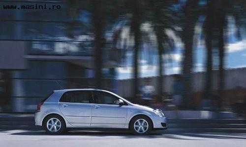 Toyota Corolla 5 usi, Numar usi