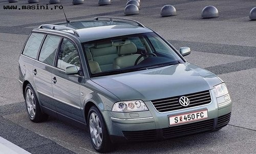 Volkswagen Passat Variant, Numar usi