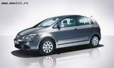 Volkswagen Golf Plus, Numar usi
