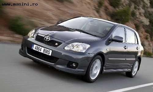 Toyota Corolla T-Sport 5 usi, Numar usi