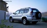 Toyota Land Cruiser 120 5 usi, Numar usi
