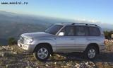 Toyota Land Cruiser 100, Numar usi