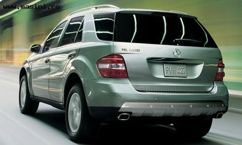 Mercedes-Benz ML 500, Numar usi
