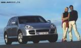 Porsche Cayenne S, Numar usi