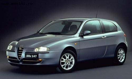 Alfa Romeo Noua 147 3 usi, Numar usi