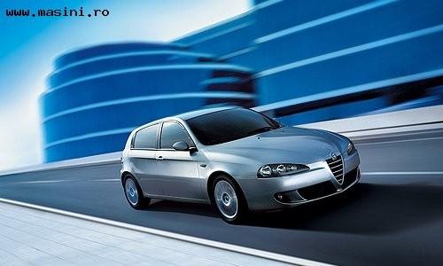 Alfa Romeo Noua 147 5 usi, Numar usi