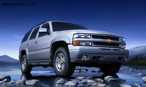 Chevrolet Tahoe (model american), Numar usi