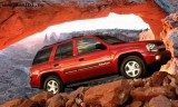 Chevrolet TrailBlazer (model american), Numar usi