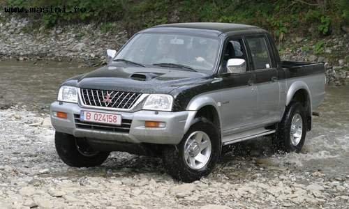 Mitsubishi L 200, Numar usi