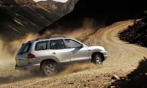 Hyundai Santa Fe, Numar usi