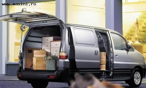 Hyundai H1 Van, Numar usi