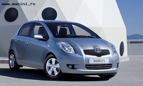 Toyota Noul Yaris 5 usi, Numar usi
