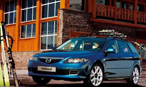 Mazda 6 Sport Combi, Numar usi