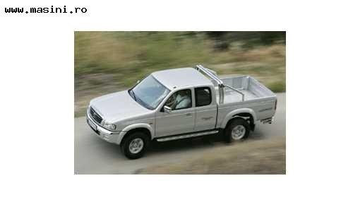 Mazda B2500 Cabina simpla Face-lift, Numar usi