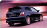 Honda Civic Type-R, Numar usi