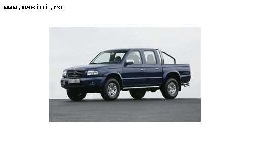 Mazda B2500 Cabina simpla alungita Face-lift, Numar usi
