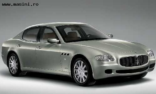 Maserati Quattroporte, Numar usi
